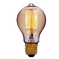 Лампа Эдисона 40W A60 E27 2700K / LM722 Lemanso