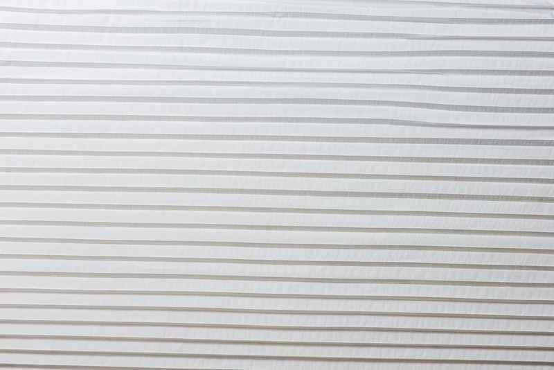Плиссированная тафта Plise 13 tafta beyaz, м