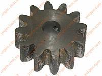 YurGen Шестерня для бетономешалки 63 мм х 59 мм х 15 мм х 25 мм (12 зубов).