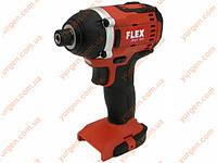 FLEX Гайковёрт аккумуляторный FLEX ID 1/4 18.0-ES