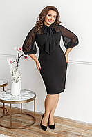 Платье, №136, чёрный