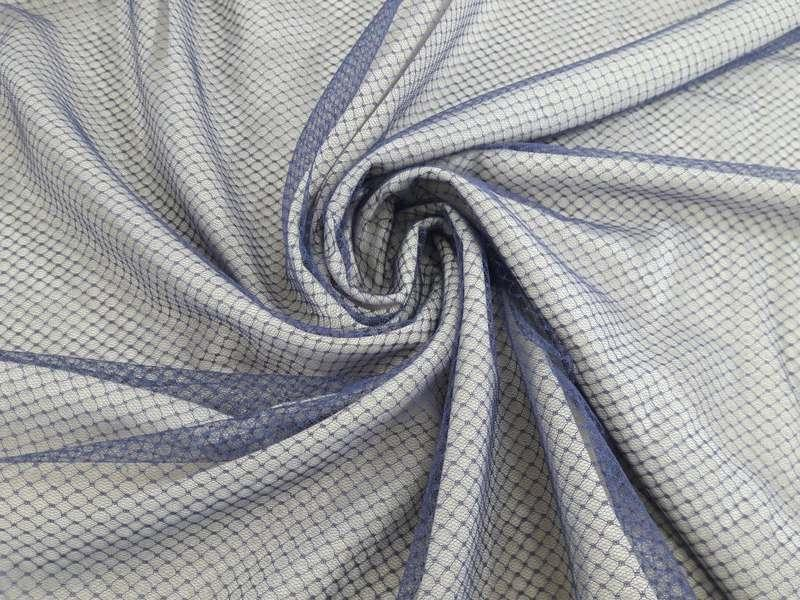 Сетка #161 темно-синяя (1,5м), м