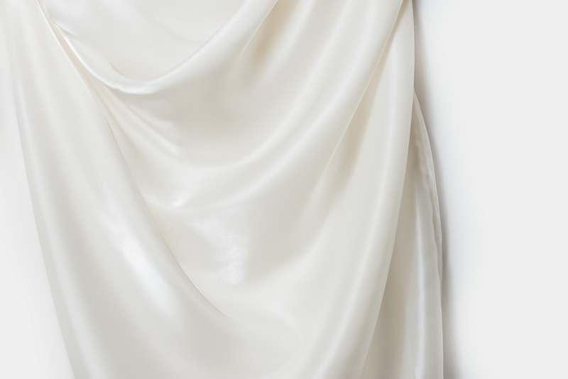 Ткань №2 Saten Omeg крем (300см), м
