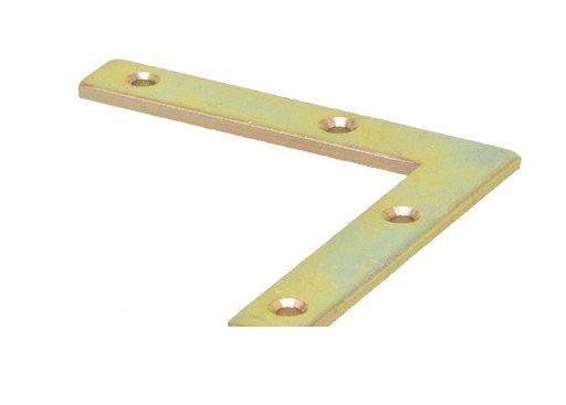 Пластина тип-L 100х100х15х1,5, цж