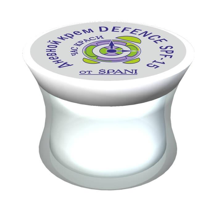 Дневной крем DEFENCE SPF-15, 30мл