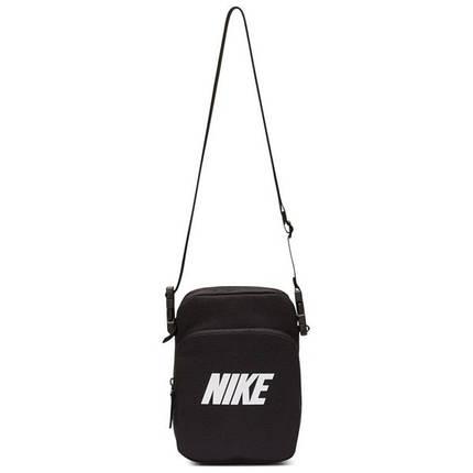 Сумка на плечо Nike Heritage 2.0 BA6609-010 Черный (193145976061), фото 2