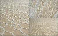 Шантильи 3176 без корда, 1.5m*3m, piece, white, шт