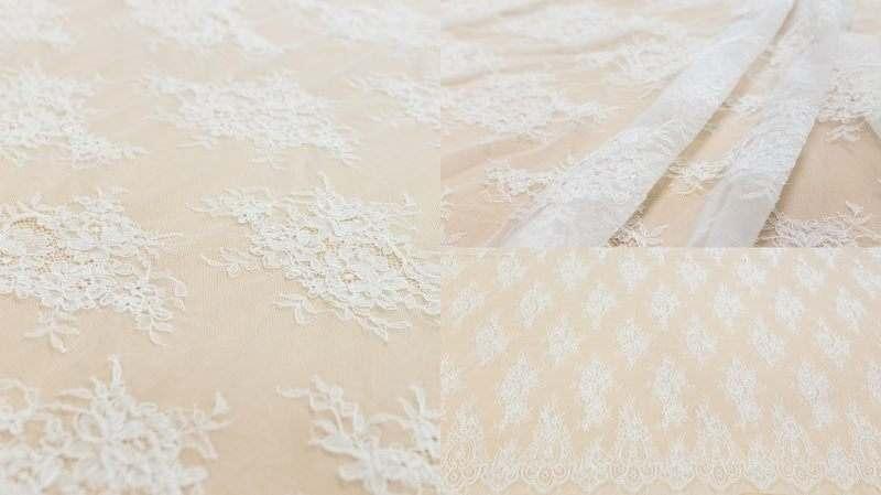 Шантильи 98012 корд, 1.5m*3m, piece, white, шт