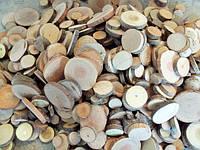 Срезы дерева для декора