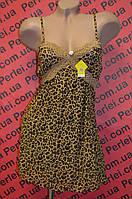 Пеньюар леопардовый