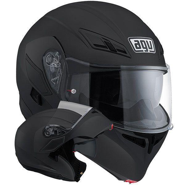 Мотошлем AGV COMPACT ST MATT BLACK, XL 2019 *