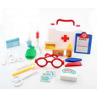 Набор доктора в чемодане 16 предметов