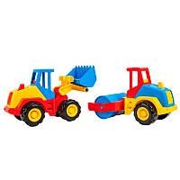 """Машинка игрушечная Tech Truck """"Авто - трактор"""" 39476"""