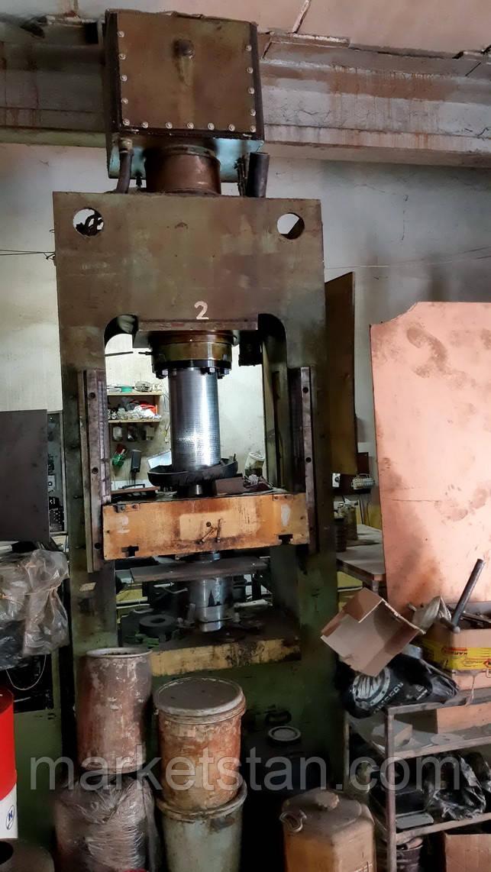 ДГ2432 (160 т) Пресс гидравлический