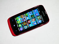 "Телефон Nokia Lumia 610 Розовый - 2Sim+ 3,6"", фото 1"