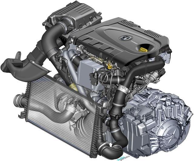 Детали двигателя Opel A20DTH