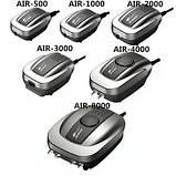 Одноканальный компрессор для аквариума Resun Air 500 (до 45 л), фото 2