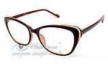 Очки женские для зрения +/- Код:1169, фото 4