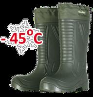 Сапоги зимние NORDMAN CLASSIC (45-46) ПЕ-15УММ -45°C с манжетой и многослойным утеплителем, фото 1