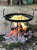 Сковорода с диска бороны 30 см
