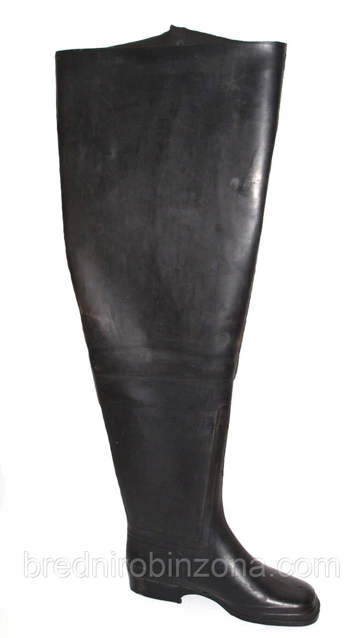 Заброды по пояс резиновые Кондраково (43)