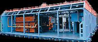 Блочно-транспортабельные котельные водогрейные установки серии БТКВУ (газ, от 1 МВт до 12,6 МВт)