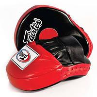 Лапы боксерские (изогнутый дизайн)  FMV9
