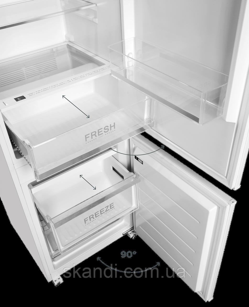 Встраиваемый двухкамерный холодильник Concept Premium (Оригинал) Чехия  LKV5260