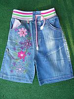 Детские джинсовые шорты