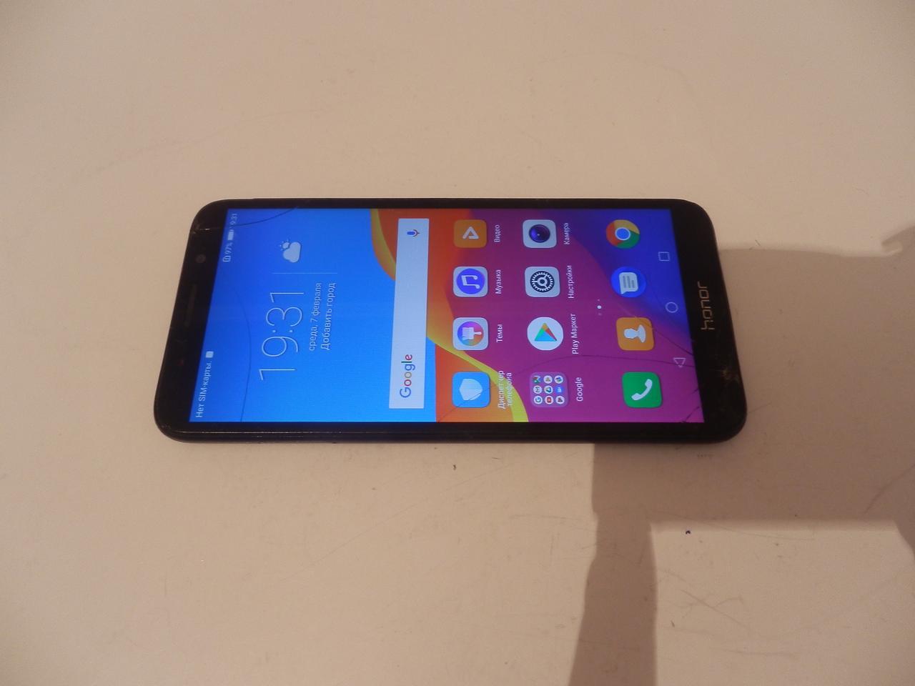 Мобильный телефон Huawei DUA-L22 HONOR 7A №6883