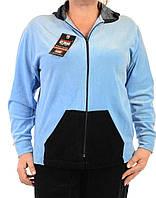 Велюровый женский спортивный костюм K130-4