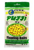 Повітряне тісто Cukk Puffi Midi 6-10мм 30г Мед 30г