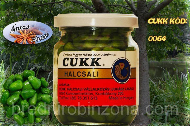Кукурудза в банку Cukk - anise (аніс)
