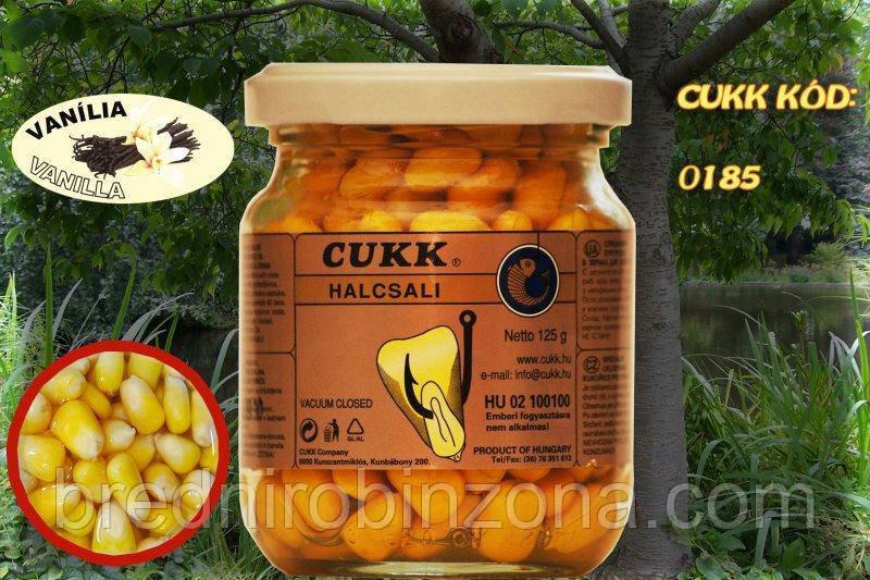 Кукуруза в банке Cukk - vanilla (ваниль)