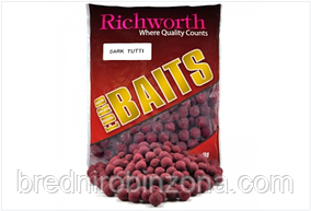 "Бойлы Richworth Euro Baits ""DARK TUTTI""(Тутти-Фрутти)"