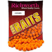 "Бойлы Richworth Euro Baits ""CARAMEL""(карамель)( диаметр 14 мм)"