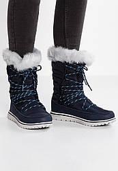 Зимові чоботи WOWI ХУН - SNOW BOOT KangaROOS (ТЕМНО-СІНІЙ) 37