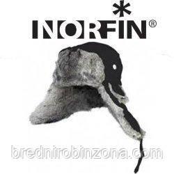 Шапка-ушанка Norfin Ardent черный L/57-58