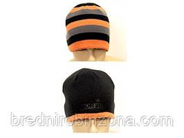 Двухсторонняя зимняя шапка Norfin Discovery Gray XL/59-60