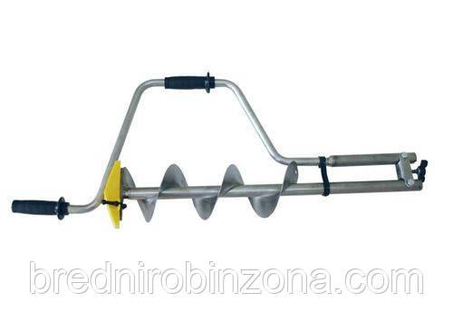 Ледобур титановый ТЛР-100СД-2Н