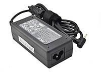 Блок питания для ноутбука Asus 19V 2.1A 40W 2.5x0.7 мм/кабель питания (0581)
