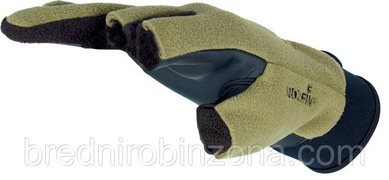 Перчатки для зимней рыбалки Norfin Power (L)