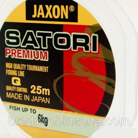 Леска Jaxon Satori Premium 25м 00,8мм