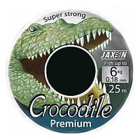 Леска Jaxon Crocodile Premium 25м 00,8мм