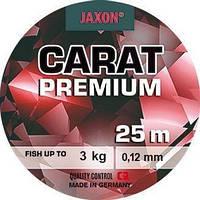 Леска Jaxon Carat Premium 25m 0,12