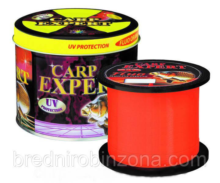 Леска Energofish Carp Expert UV Fluo Orange 960 м 0.50 мм 23.57 кг