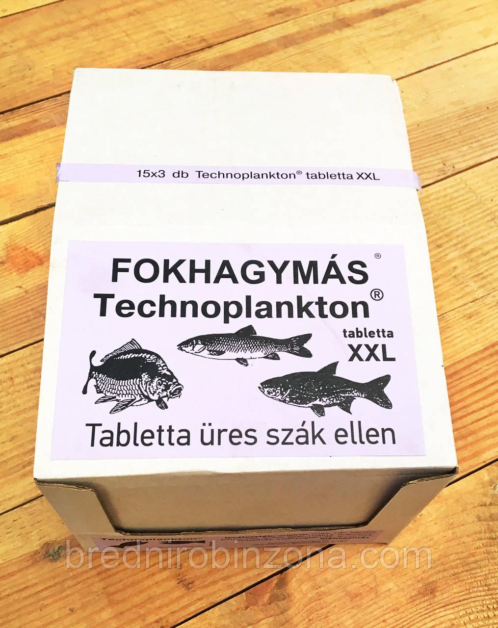Технопланктон tabletta xxl FOKHAGYMAS