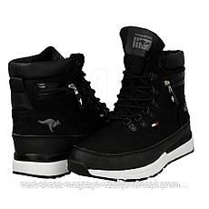 Жіночі черевики KangaRoos Woodhollow Light 471830500 (ЧОРНІ) 39