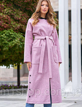 Женское кашемировое длинное пальто (Мириам jd), фото 2