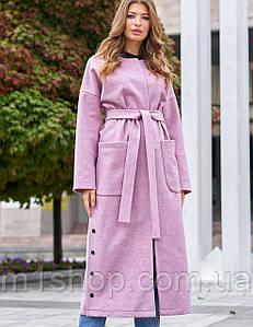 Женское кашемировое длинное пальто (Мириам jd)